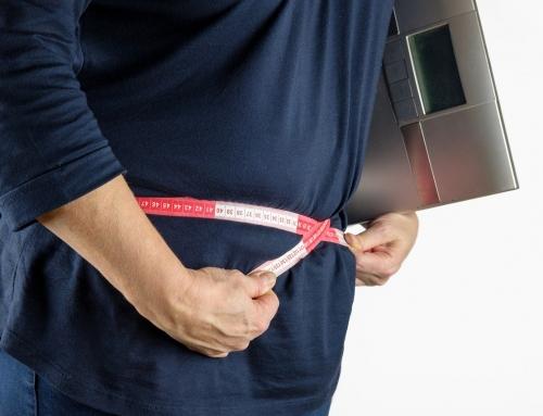 Elogiar la bajada de peso