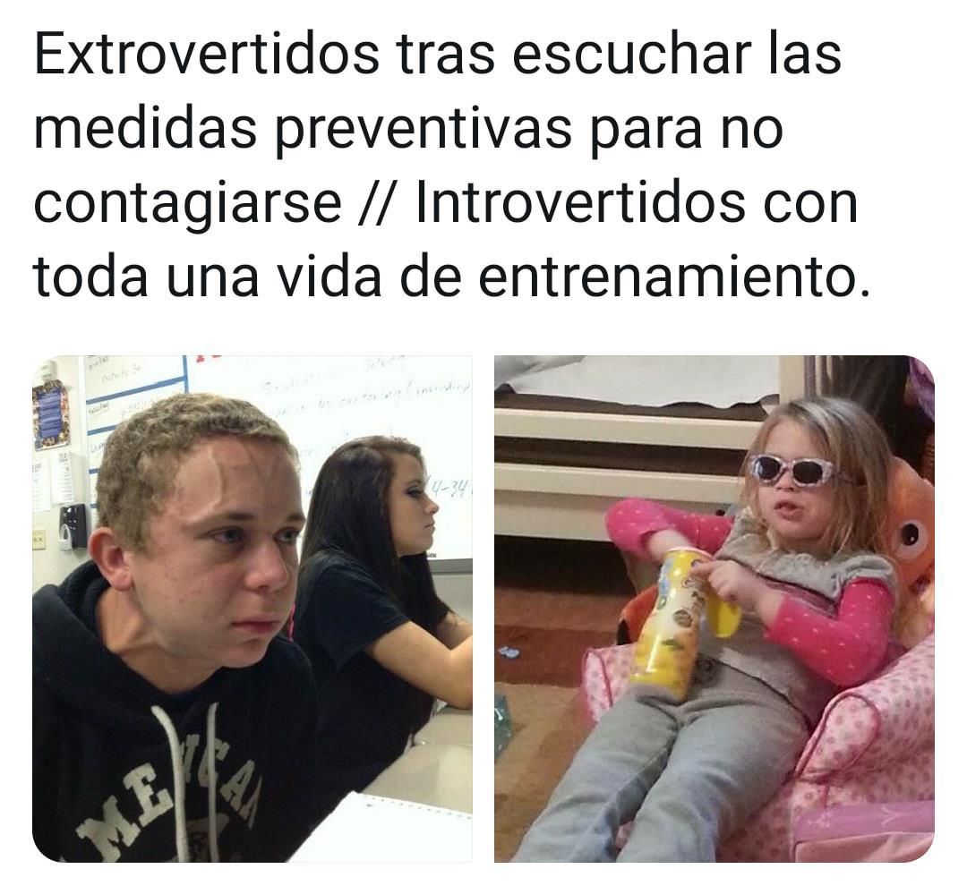 introvertidos